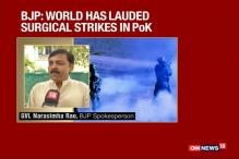 World has lauded surgical strikes in PoK: BJP