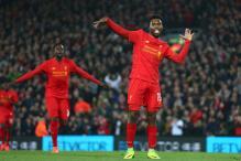 Daniel Sturridge Brace Helps Liverpool down Tottenham Hotspurs, Arsenal Through