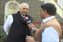 Meeting With Separatists Satisfying: Yashwant Sinha