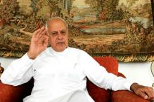 Farooq Calls Meeting of Opposition to Discuss Kashmir Issue