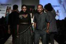 AIFW SS'17: Aditi Rao Hydari Looks Ethereal As She Turns Showstopper For Sanjay Garg's Raw Mango