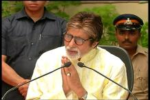 Big B Avoids Taking a Stand Against Pakistan Artistes
