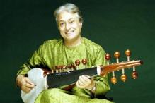 Amjad Ali Khan Sings For Peace at Washington's Lincoln Memorial