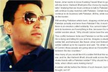 Indian Army Veteran's Post Argues Why Ban On Pakistani Artistes May Be Right
