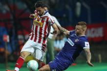 ISL: Chennaiyin FC Play Out 2-2 Draw Against Atletico De Kolkata