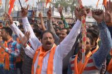 BJP Raises Ram Mandir Pitch; Mahesh Sharma to Visit Ayodhya for Ramayana Museum