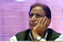 Azam Khan Criticises PM Modi Over 'Jai Shree Ram' Slogan
