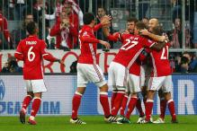 Champions League: Bayern Munich Thump PSV Eindhoven 4-1 to Break Winless Streak