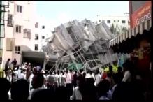 Bengaluru Building Collapse: 2 Killed, Several Trapped