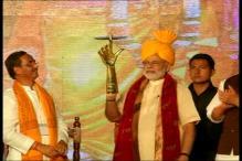 Bjp to Hold 4 Parivartan Yatras in UP Post Diwali