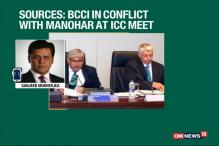 BCCI vs Shashank Manohar Stand-Off Reaches a Flashpoint: Sources