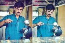 Pakistani Chaiwala Features In A Music Video And Looks Dashing As Ever