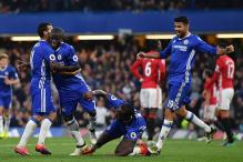 Chelsea Humiliate Mourinho on Stamford Bridge Return With a 4-0 Win