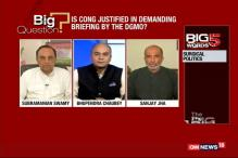 Is Cong Justified In Demanding Briefing By The Dgmo?
