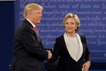 US Presidential Debate 2: When Trump and Hillary Were Nice to Each Other