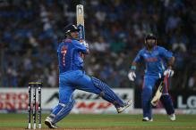 MS Dhoni Fifth Indian to Complete 9000 ODI Runs