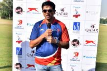 Rahul Dravid Inaugurates Delhi Daredevils Corporate Cup