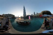 360 Degree Video: Spectacular Compilation of Dubai 's Iconic Tourist Spots