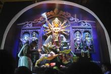 Kolkata Ready For Maiden Durga Puja Immersion Carnival