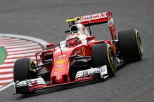 Ferrari's Kimi Raikkonen Hit With 5-place Grid Penalty In Suzuka