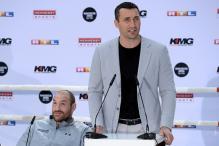 Wladimir Klitschko: Briton Tyson Fury Dragging Boxing 'Through The Mud'