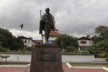 Ghana Wants To Remove Gandhi Statue From University Campus