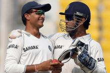 Dhoni Should Stick to Batting at No 4, Feels Sourav Ganguly