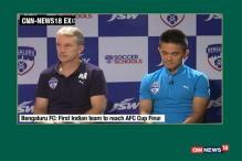 Sunil Chhetri's Bengaluru FC Creates History