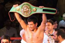 Neeraj Goyat Retains WBC Asia Welterweight Title
