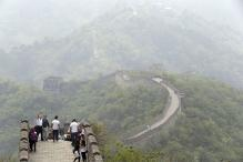 Part of Great Wall Collapses Due to Strong Winds: Officials