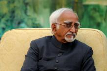 Vice President Hamid Ansari Embarks on Two-day Indonesia Visit