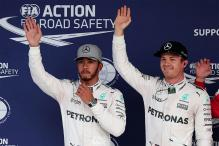 Japanese Grand Prix: Rosberg Pips Hamilton to Take Pole