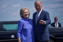 Veep Joe Biden Tops Hillary Clinton's Secretary of State Shortlist