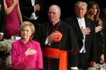 Donald Trump, Hillary Clinton Trade Caustic Barbs As Roast Turns Bitter