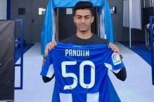 Bhutia Hails Pandita for Bagging La Liga Team Contract