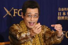 Comedian Pikotaro Astonished By Viral Success Of Pen-Pineapple-Apple-Pen Song