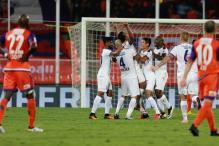Indian Super League 2016: FC Pune City Rescue a Point Against Chennaiyin FC