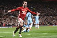 Juan Mata Sinks Manchester City, West Ham Stun Chelsea in League Cup