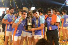 Kabaddi World Cup 2016: Coach Dedicates Title Win to Uri Martyrs