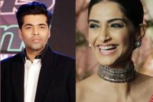 Karan Johar Has a Fake Laugh, Quips Sonam Kapoor