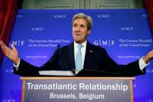 US Has Not Given Up 'Pursuit of Peace' In Syria: Kerry