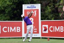 Golf: Anirban Lahiri races to four-shot lead at CIMB Classic