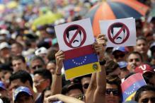 Venezuelans Step up Pressure on Nicolas Maduro With 12-hour Strike