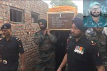 Soldier Mandeep Singh's Last Rites Held With Full State Honours