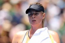 Maria Sharapova to Test Comeback Waters in Las Vegas Exhibition
