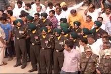Pampore Martyr: Pune's Phursungi Pays Tribute to Gunner Saurabh Farate