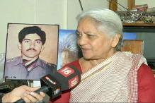 Army Gurantees Help To Martyr's Mother