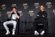 Cristiano Ronaldo And Lionel Messi Go Head-to-Head For Ballon d'Or Again