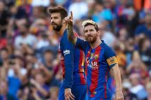 Last-Gasp Lionel Messi Penalty Seals Dramatic Barcelona Win