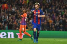 Naive Not to Be Dependent on Lionel Messi: Luis Enrique